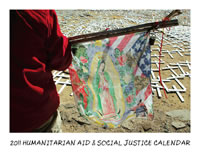 The 2011 Humanitarian Aid & Social Justice Calendar by M. Hyatt
