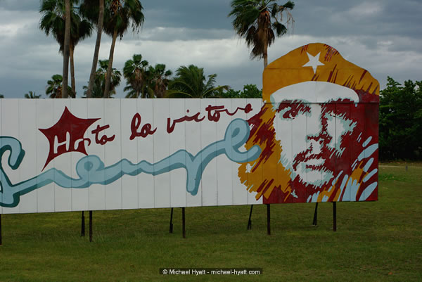 Che - Matanzas, Cuba 2012, Photo by Michael Hyatt