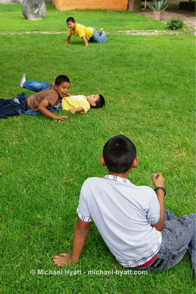 Carefree - Casa Hogar, Home for Disadvantaged Boys (Huejotitan, Jalisco 2010)
