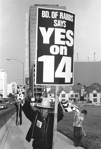 Getting the Word Out (West L.A., 1976)